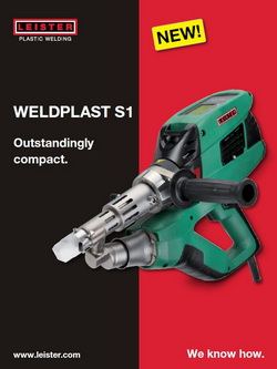 Leister Weldplast S1 Каталог